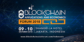 Blockchain Applications and Economics Forum 2018