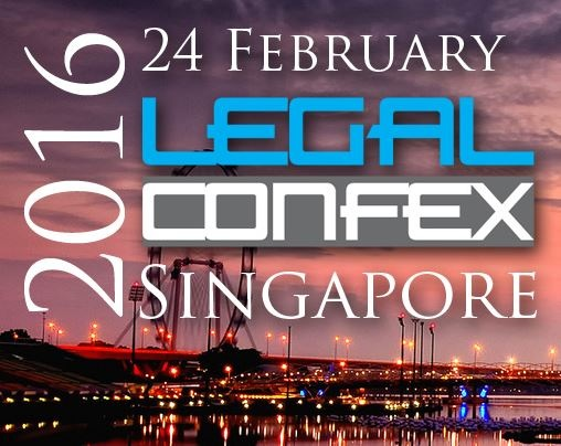 Global Legal Confex Singapore 2016